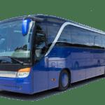 Autobús y servicios de taxi en el Camino Primitivo