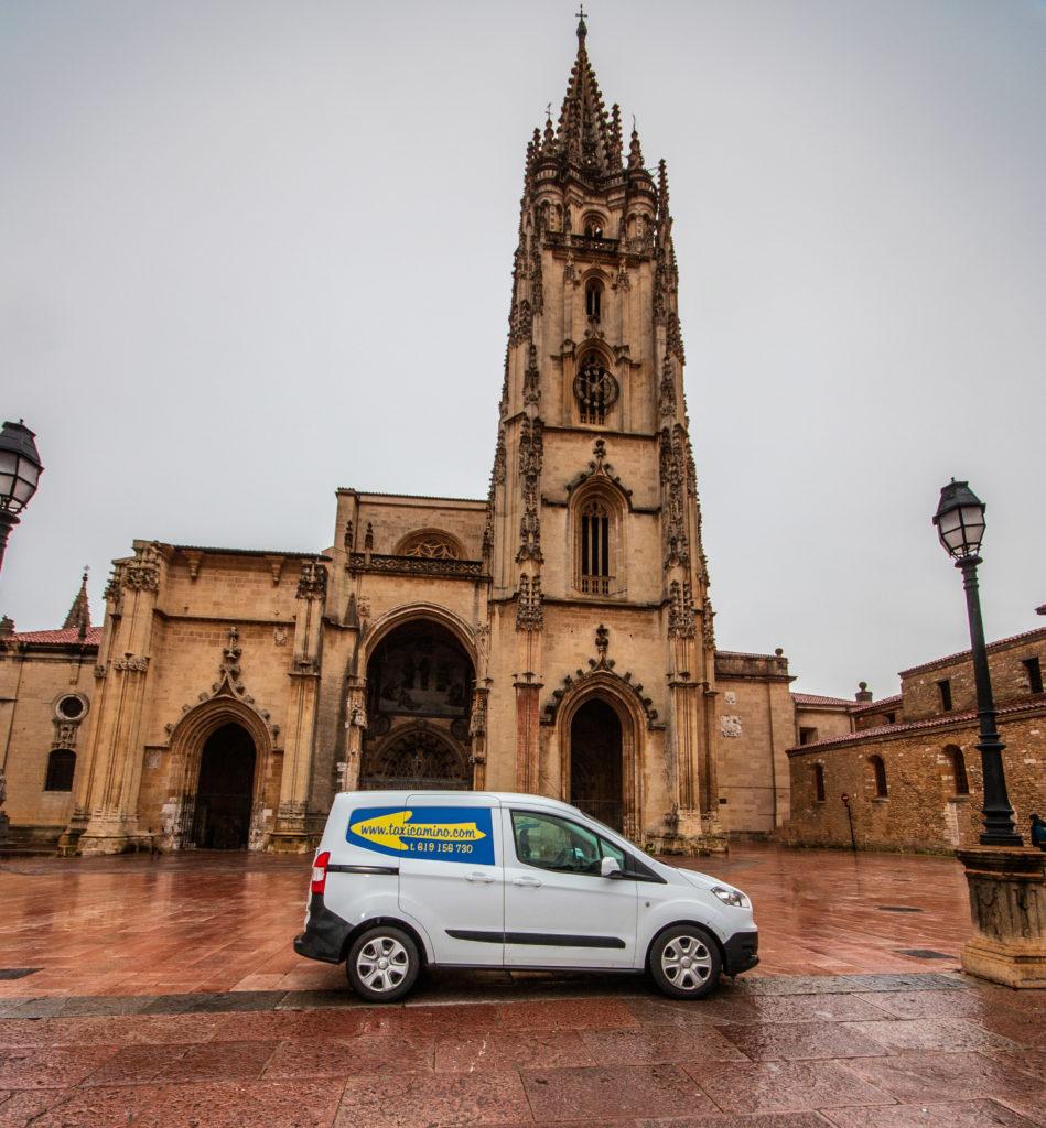 Taxi Camino de Santiago Oviedo Lugo